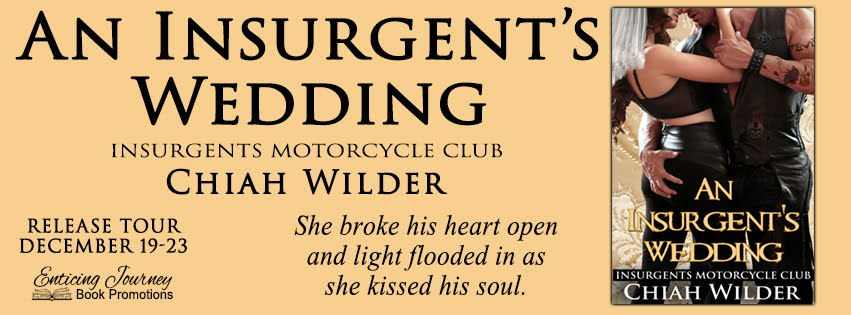 Just Released An Insurgents Wedding Mc Romance By Chiah Wilder