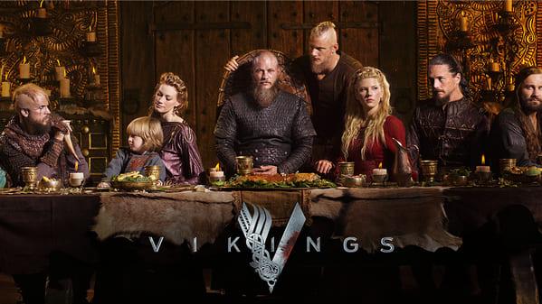 مسلسل فايكنج Vikings