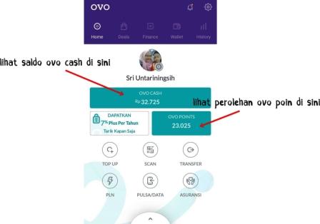 Cara Menggunakan Ovo Cash dan Ovo Point - Dunia Qtoy