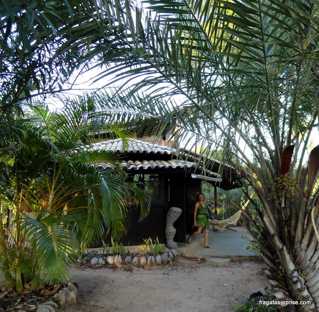 Hospedagem na Vila do Diogo: Chalé de Consuelo