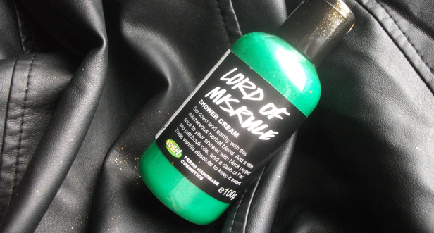 Lush, Lord of Misrule, shower gel, review, limited edition, vegan, crueltyfree, fresh handmade comsetics