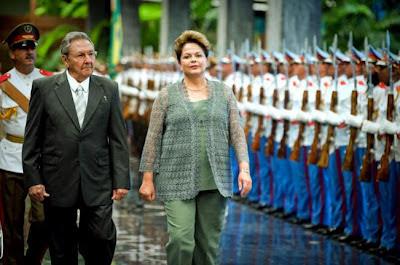 """""""Trabalho escravo"""" é só nos nossos países, nunca em Cuba"""