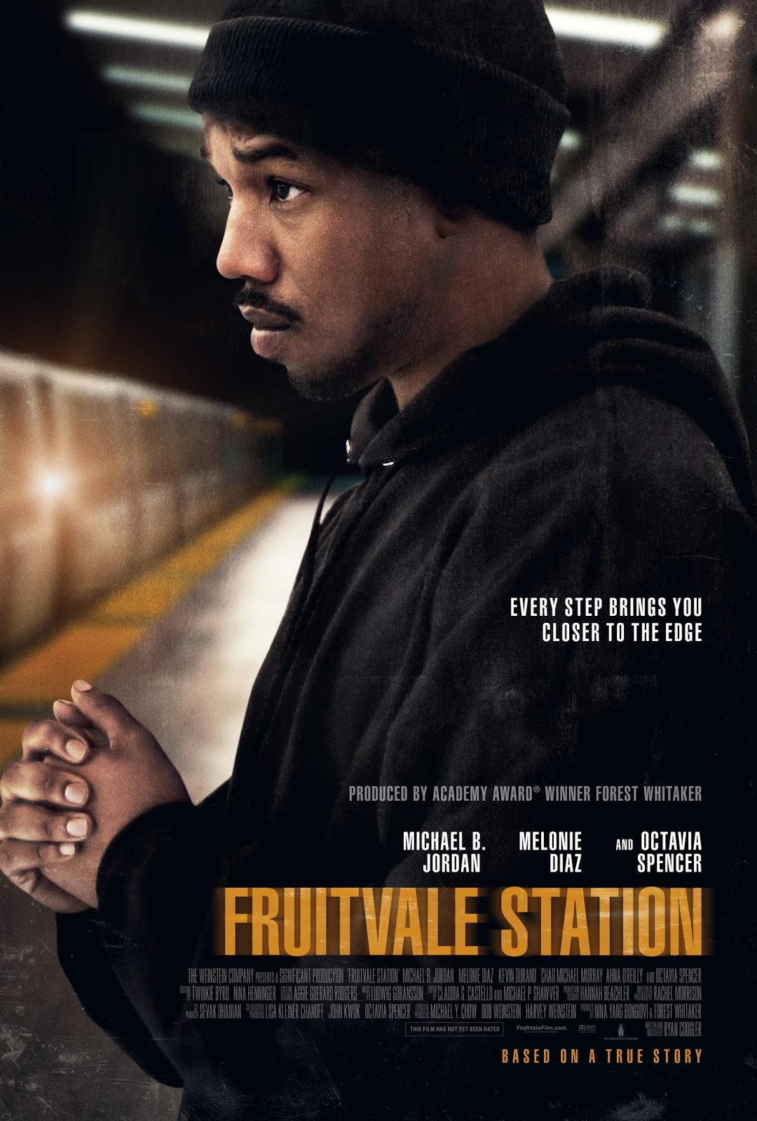 Fruitvale Station ยุติธรรมอำพราง [HD][พากย์ไทย]