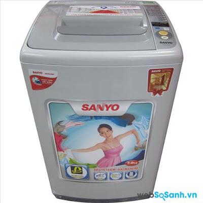 Giá máy giặt cửa đứng có hợp lý