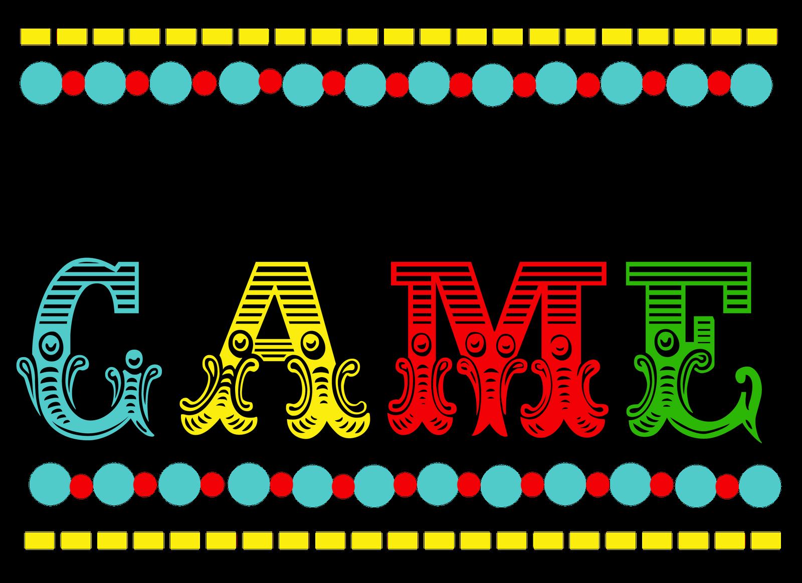 Free Carnival Signs & Printables | RoomMomSpot