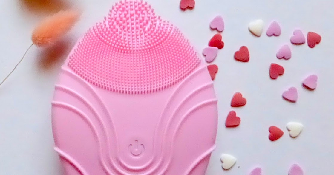 Faberlic Массажная щетка для лица Expert 9900 | Beauty Blog by ...