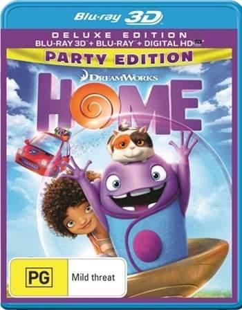 Home (2015) 3D OU Latino
