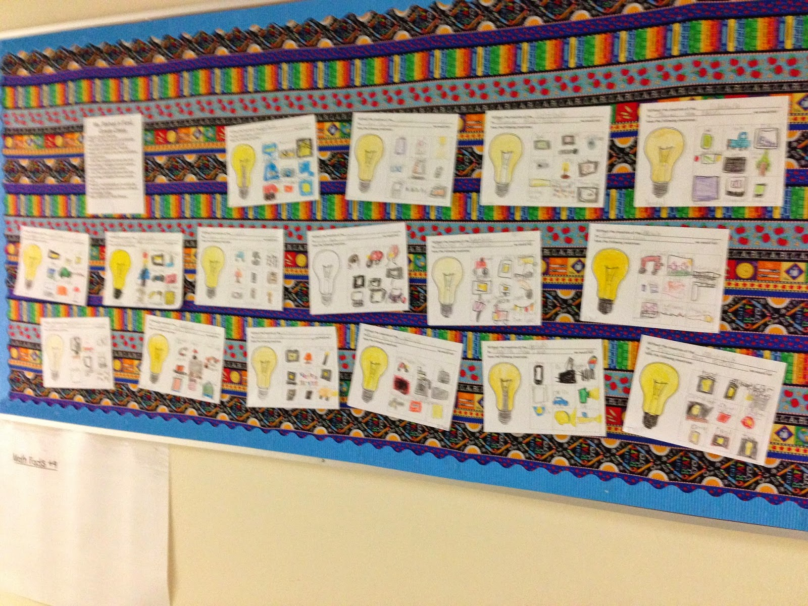 Bishop S Blackboard An Elementary Education Blog Thomas Edison And The Light Bulb