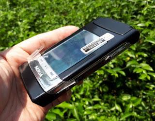 Nokia N76 Jadul Symbian Flip Phone Kolektor Item