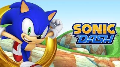 Download Game Android Gratis Sonic Dash apk