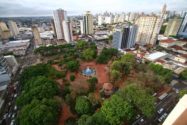 Foto de Campo Grande, capital do Mato Grosso do Sul