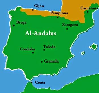 TEST SOBRE AL-ANDALUS