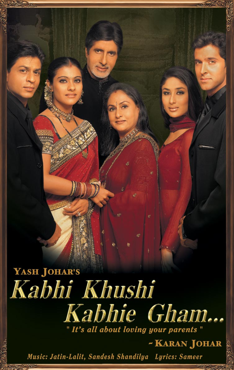 kabhi khushi kabhi gham