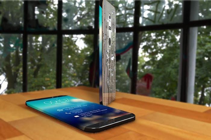 nokia edge. smartphone terbaru tahun 2017 - nokia edge