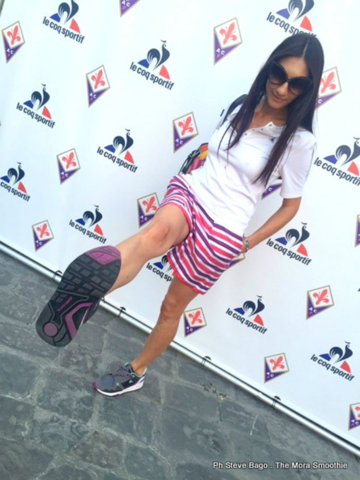 fashion, fashionblogger, fashionblog, paola buonacara, themorasmoothie, le coq sportif, firenze, outfit, look, ootd, outfitoftheday, lookoftheday, italian fashion blogger, fashionblogger italiana, blogger, italian blogger, blogger italiana, short, tee, t shirt, sneakers,