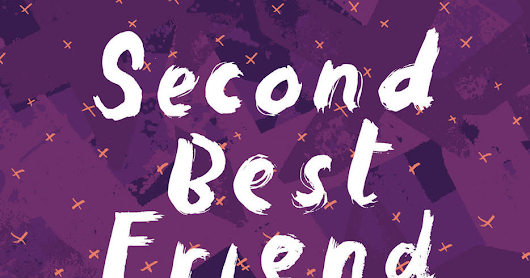 Cover Reveal: Second Best Friend by Non Pratt