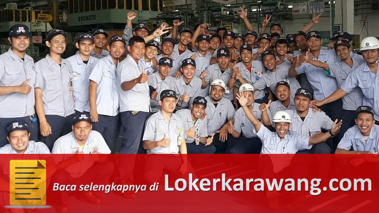 PT Yamaha Motor Parts Manufacturing Indonesia Kawasan KIIC