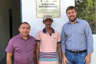 Centro de Vivência para os prestadores de serviço é inaugurado na UFCG e garante espaço humanizado para os trabalhadores