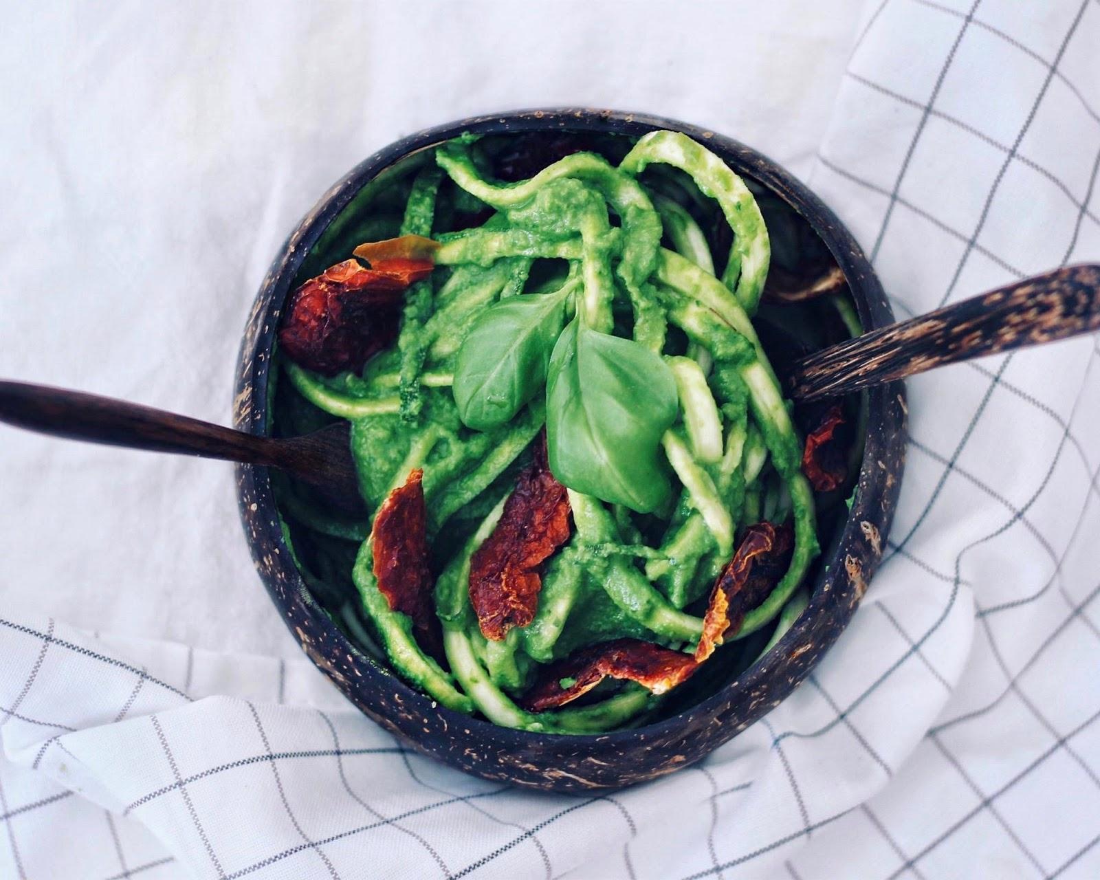 Pesto – Oil-Free!