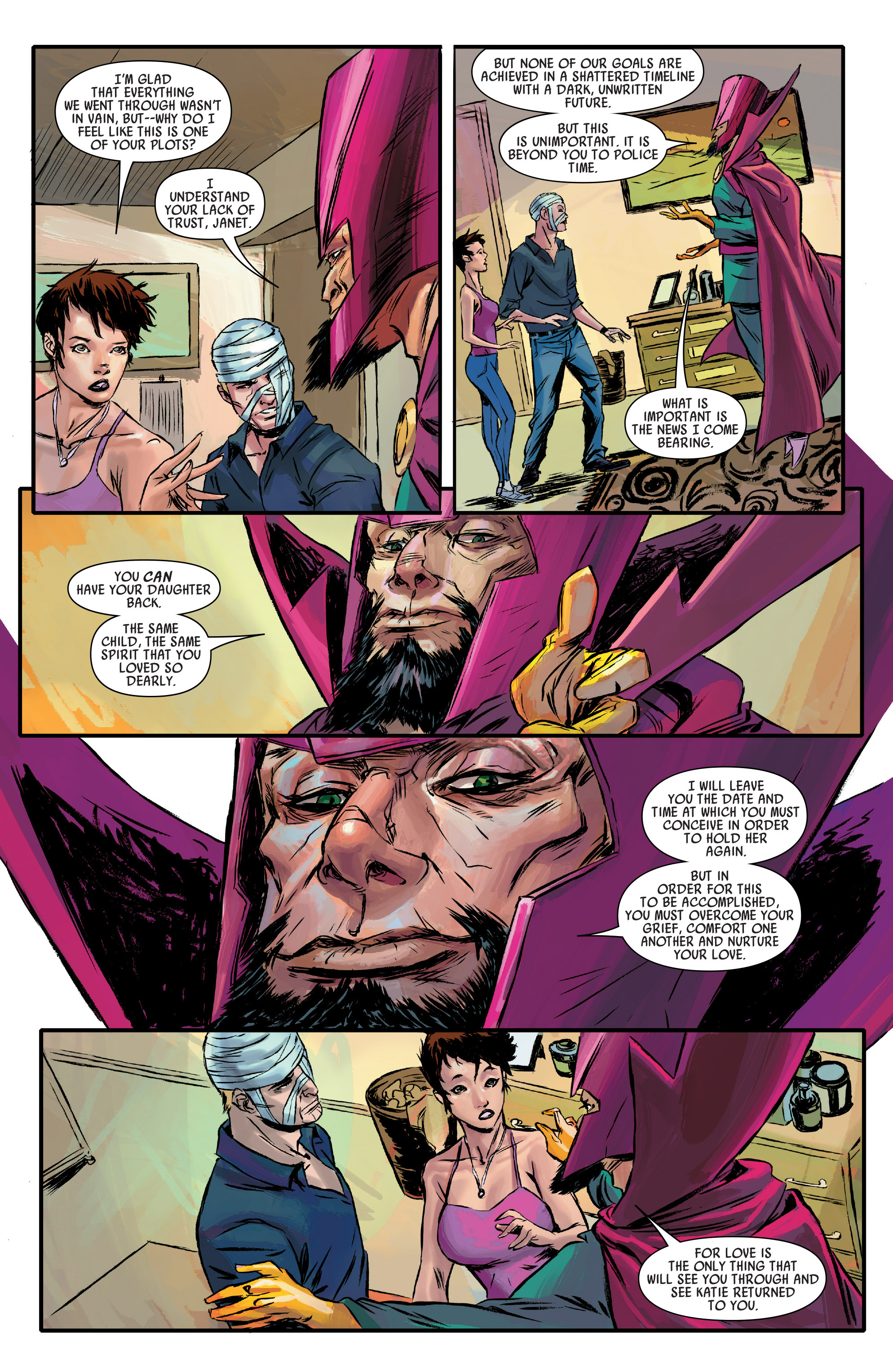 Read online Uncanny Avengers (2012) comic -  Issue #23 - 16