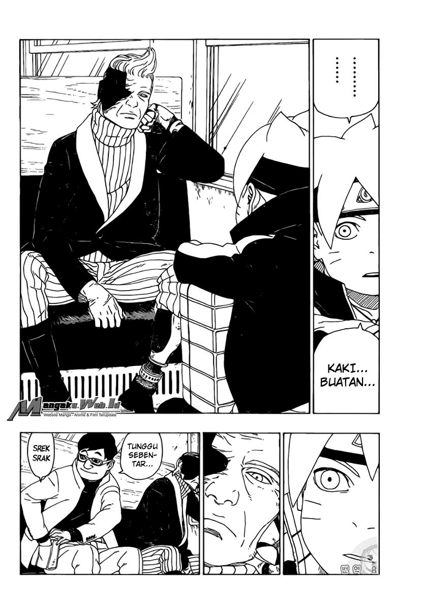 Manga Boruto Chapter 17 Bahasa Indonesia