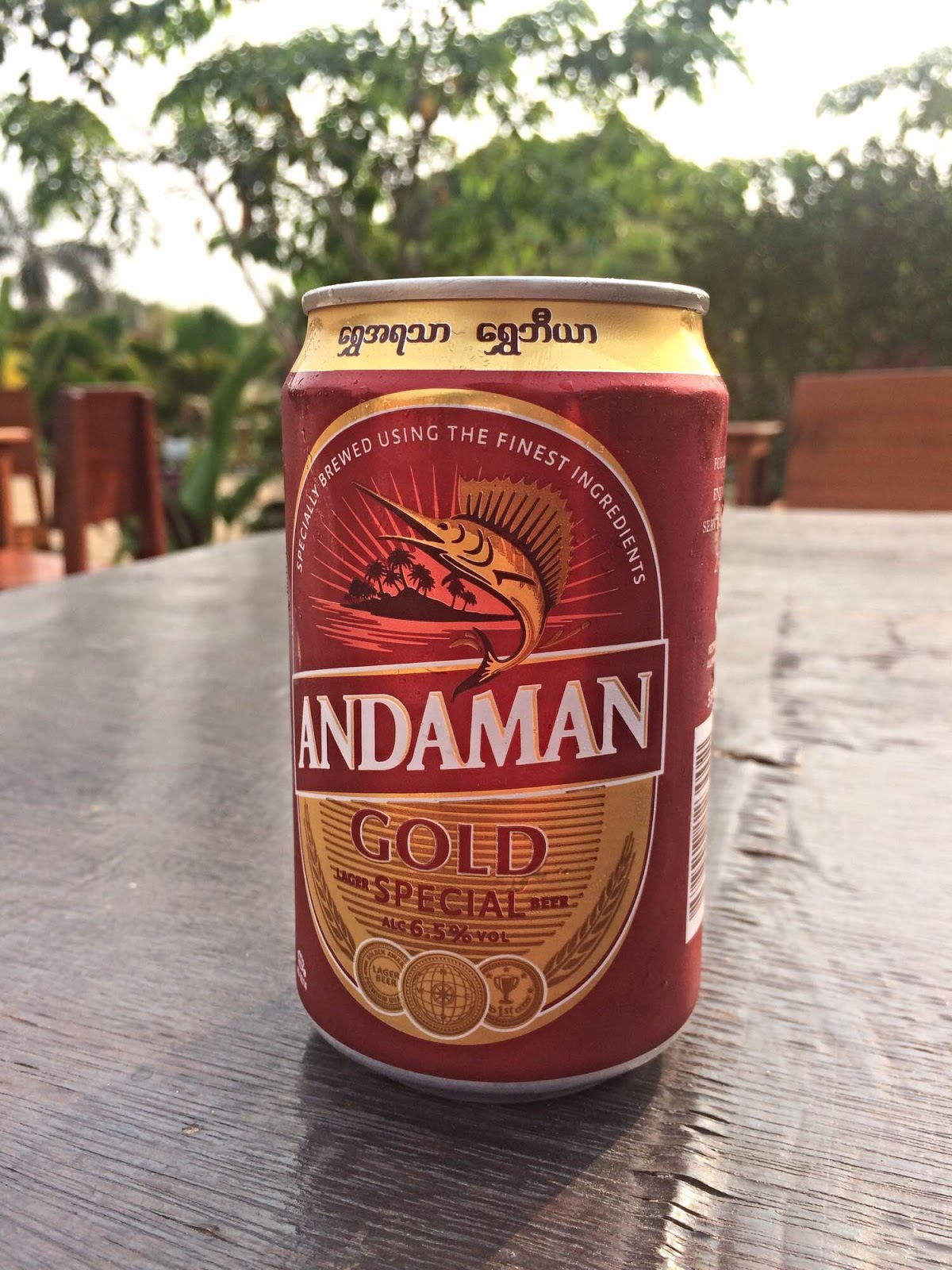 The Discovery of Beer: Beers of Myanmar