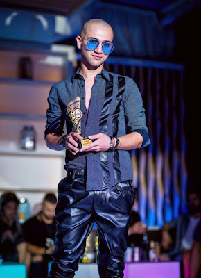 """24rodopi.com: Нашият Фатих Осман облече куп звезди и стана """"Дизайнер на годината"""""""
