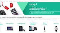 Occasioni su Computer e cellulari ricondizionati con Amazon Renewed