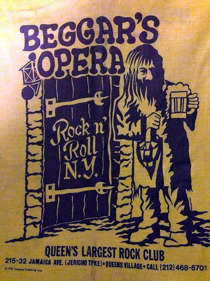 Beggar's Opera rock club