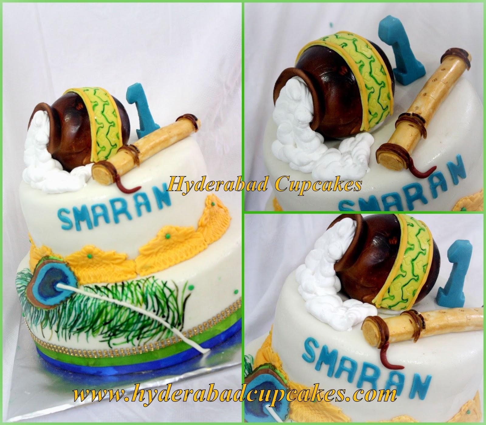 Custom Designer Fondant Cakes