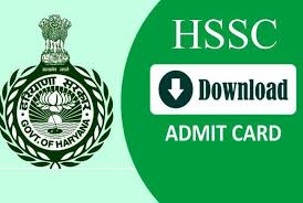 New Delhi: HSSC SI Admit Card can be issued anytime today. The HSSC will issue sub-inspector recruitment exam's Admit Card (HSSC Admit Card) official website hssc.gov.in.