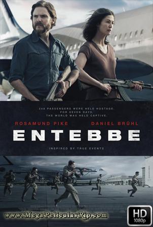 Rescate En Entebbe [1080p] [Latino-Ingles] [MEGA]