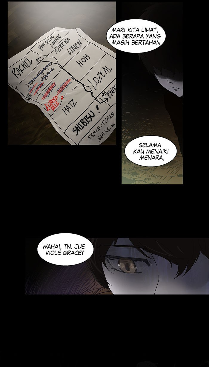 Tower of God Bahasa indonesia Chapter 107