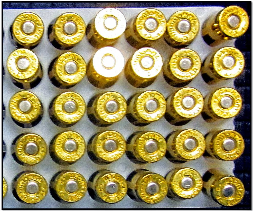 Ammo discovered in carry-on bag at TUL.