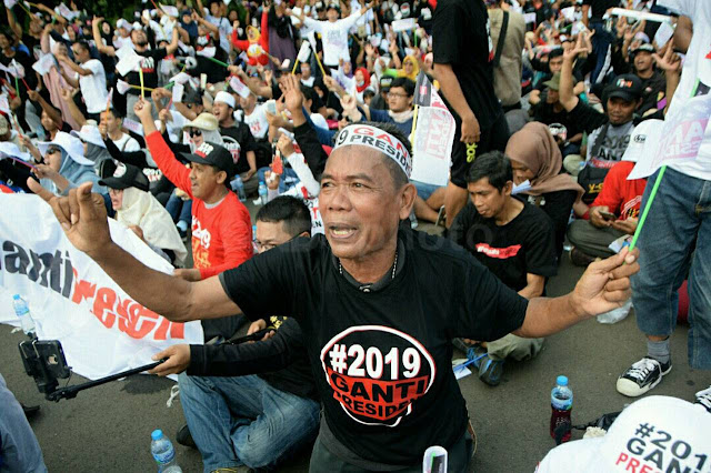 PKS Usul #KoalisiGantiPresiden Dijadikan Nama Koalisi Prabowo-Sandi