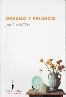 """""""Orgullo y prejuicio"""" por Jane Austen"""