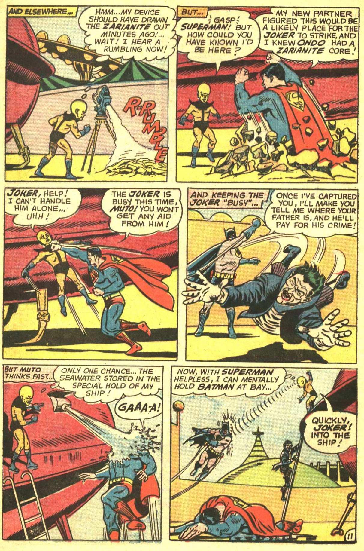 Read online World's Finest Comics comic -  Issue #166 - 16