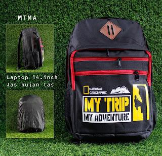 TAS Merk My Trip My Adventure
