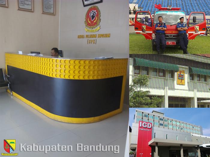 Pemadam Kebakaran Kabupaten Bandung