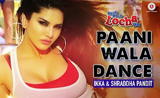 Paani Wala Dance Song Lyrics