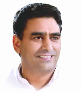 Lalit-Nagar-congress-candidate-from-faridabad-Loksabha-constituency