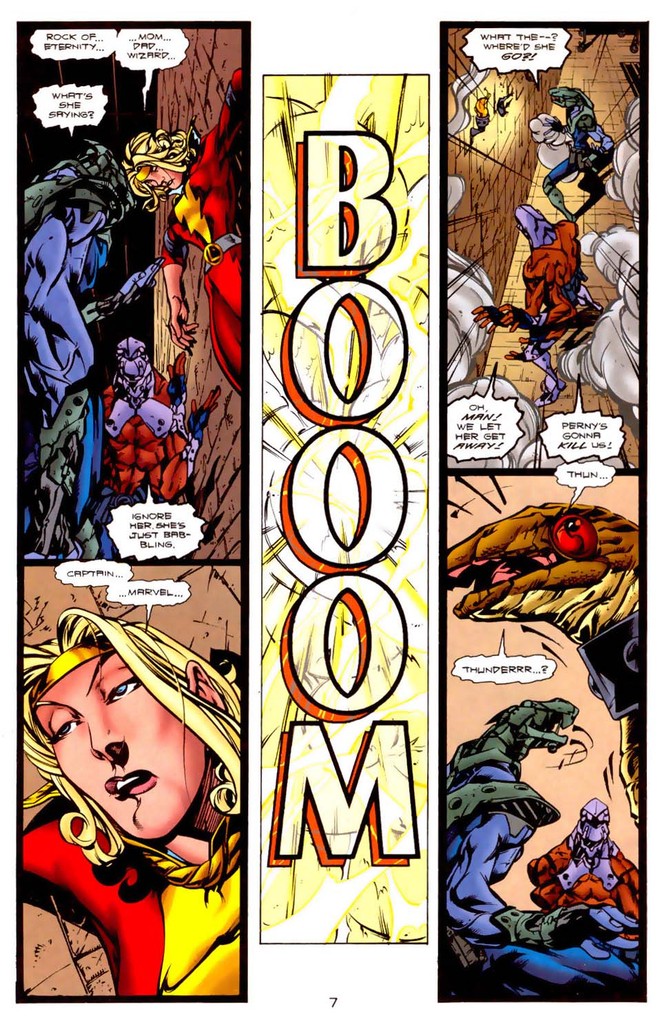Legion of Super-Heroes (1989) 116 Page 7