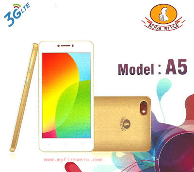 Boss Style A5 Firmware Free Download
