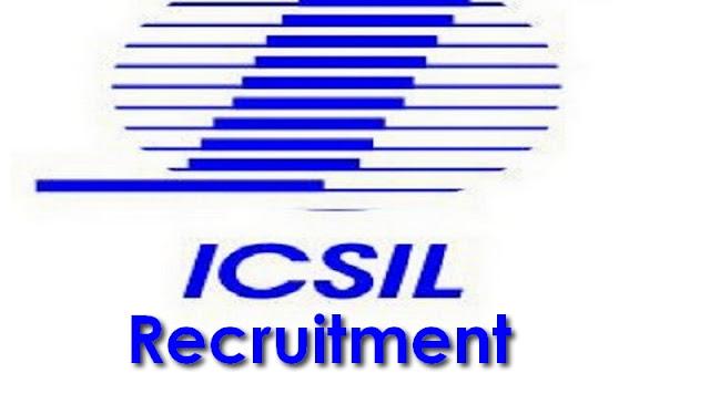 ICSIL Recruitment 2017–2018   861 Nursing Orderlies/SCC @www.icsil.in