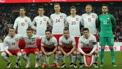 Đội hình tham gia Euro 2016 của Ba Lan