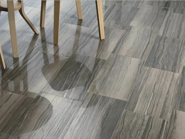 Linoleum Flooring looks Like Ceramic