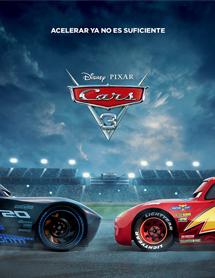 Cars 3 (2017) subtitulada