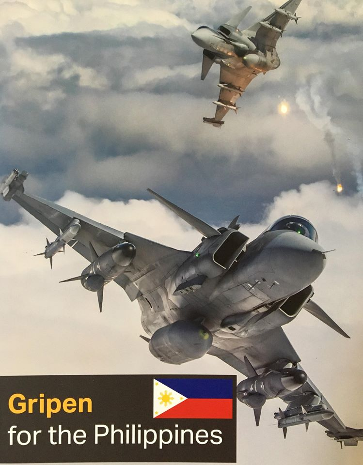 PHILIPPINE AIR FORCE PRIORITISES FIGHTER AIRCRAFT