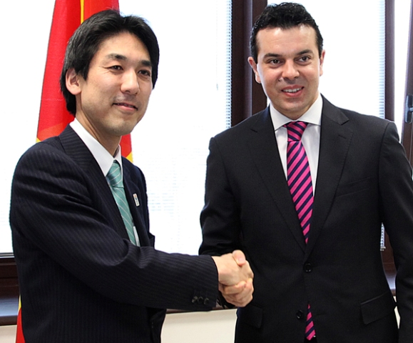 Japan to open Embassy in Macedonia