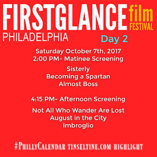 Support Indie Film  FirstGlance Film Festival Schedule